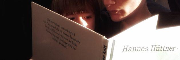 Vorlesen macht sportliche Kinder!