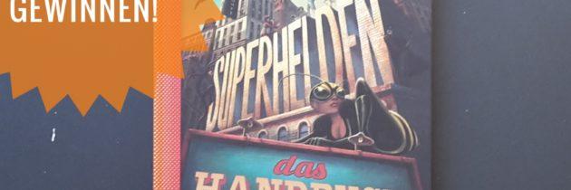 Superhelden – das Handbuch
