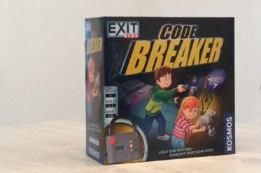 Exit Kids Code breaker aus dem Kosmos Verlag