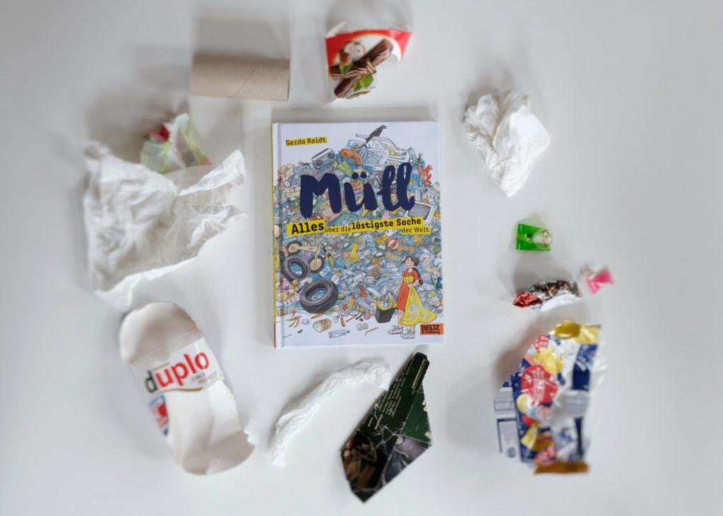Müll - alles über die lästigste Sache der Welt