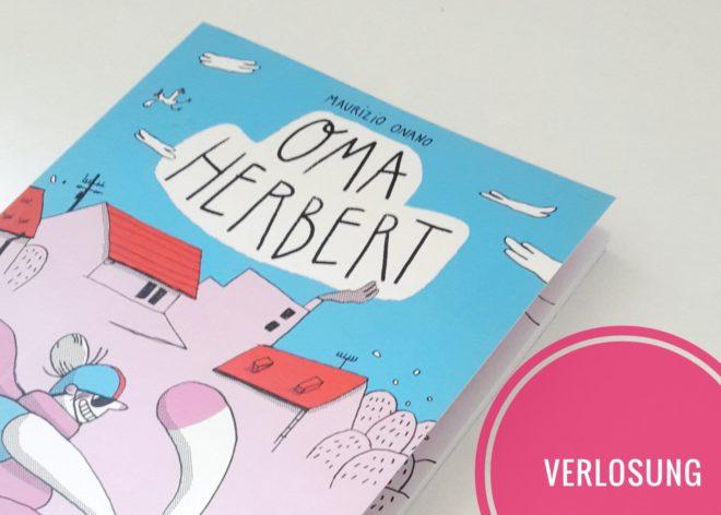 Oma Herbert, ein Comic aus dem Jaja Verlag von Mauritio Onano